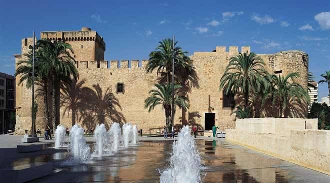 Alicante Transfers to Elche