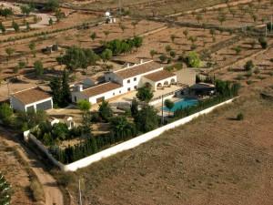 Alicante Airport transfers to Hondon de las Nieves