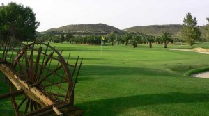 Traveling for golf in Alicante