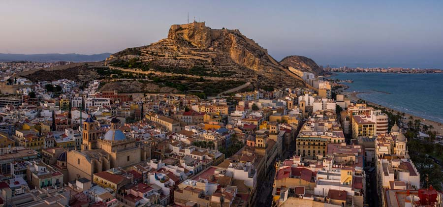 An eventful August in Alicante